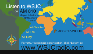 WSJC card for site